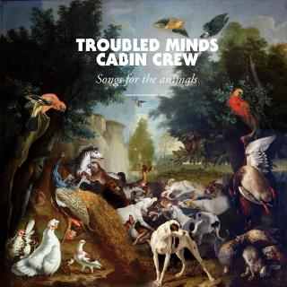 trouble mind cabin crew cover.
